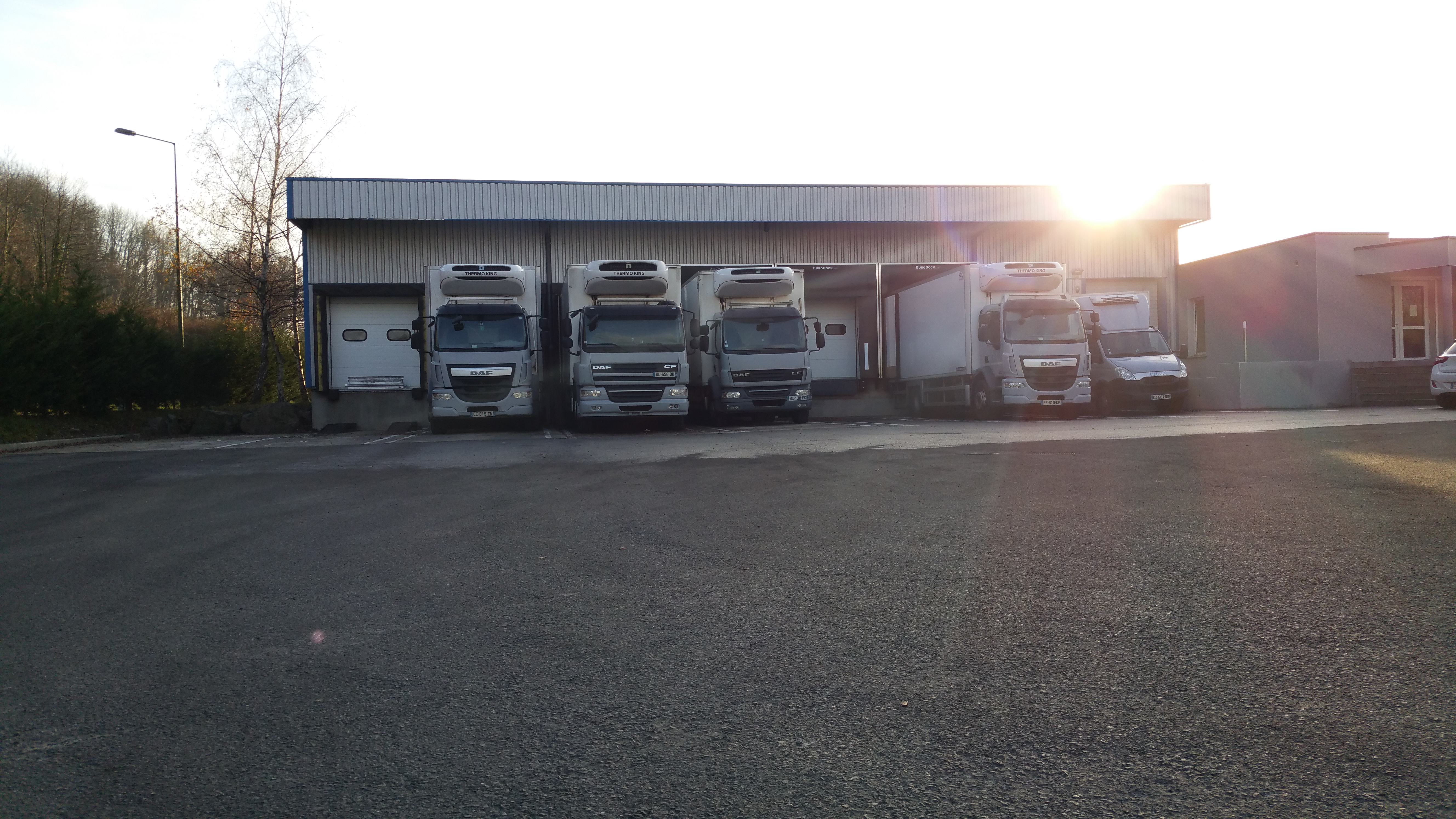Transporteurs de viande halal Loire 42